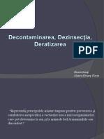 Decontaminare pp