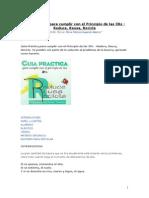 Guía Práctica Reduce, Reusa y Recicla