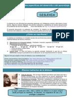Identificación de Dislexia