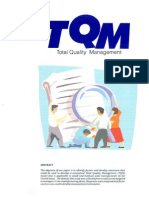 TQM in Small and Medium Scale Manufacturers- Development of Measu