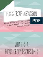 FGD Report
