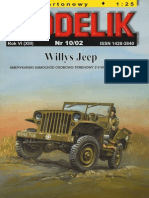 [Modelik 2002 10] - Willys MB Jeep