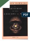 El Univeso en Una Cascara de Nuez - Stephen Hawking