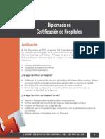 Informes Certificacion de Hospitales 131216