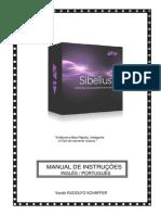 Manual Sibelios 7 Traduzido Pt-br