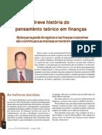 Financas Corporativas1 Breve Historia Do Pensamento Teorico