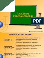 5 Exposición Oral