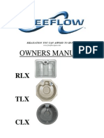 Freeflow Owners Manual