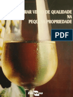 Como Elaborar Vinho de Qualidade Na Pequena Propriedade
