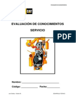 Exámen Para Mecánicos