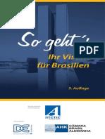 Ihr Visum Fuer Brasilien 2011
