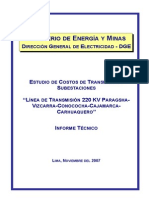 Informe Costo Linea Vizcarra-Carhuaquero v03 DGE (1)