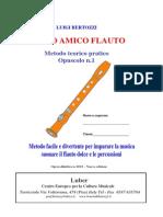 Il Mio Amico Flauto - Opuscolo n.1