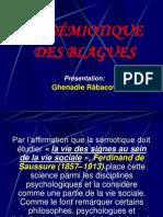 Semiotique Des Blagues