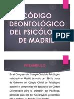 Codigo Etico de España
