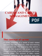 Career and Career Management
