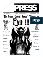 The Stony Brook Press - Volume 18, Issue 2