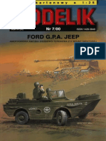 [Modelik 2000 07] - Ford GPA Jeep - A4