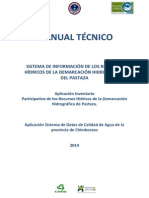 Manual Tecnico Base Datos