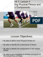 Components of Fitness Presentation 2
