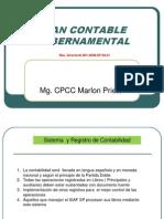 Plan Contable Gubernamental