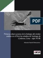 Stucchi 2012 - Cóndor Andino en El Perú - Siglo XVIII