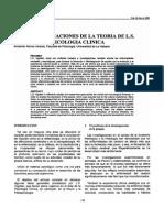 Algunas Aplicaciones de La Teoria de L.S. Vigotski en Psicologia Clinica - Alvarez