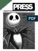 The Stony Brook Press - Volume 18, Issue 5