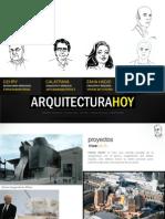 Arquitectura Hoy-los Ultimos Años 2