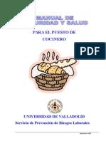 Cocinero Uva