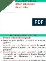 Economia serviciilor 1