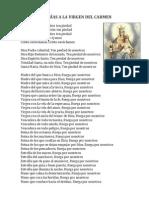 Letanías a La Virgen Del Carmen 2