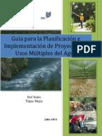 Guia Para Planificacion e Implementacion de Proyectos de MUS