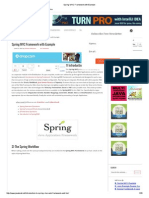 Spring MVC Framework With Example