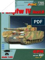 (Papermodels@Emule) [GPM 237] [Armor] SdKfz 161-2 PzKpfw IV Ausf H