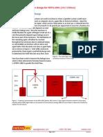 Clean Agent Enclosure Design Per NFPA 2001