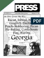 The Stony Brook Press - Volume 18, Issue 11