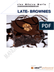 5. Chocolate Brownies