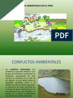 Conflictos Ambientales en El Peru