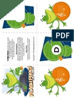 Flash Frog Flashcards