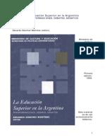 1DECIBE Susana La Transformacion de La Educacion Superior
