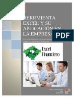 Aplicación de Excel en Las Empresas