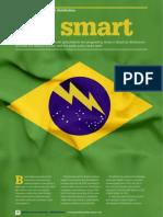Smart grid projects progress slowly in Brazil