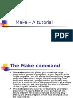 Make - A Tutorial