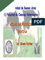 Atlas de Podología Bovina