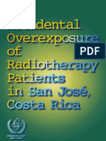 Accidental Overexposure of Radiotherapy Patients in San José, Costa Rica