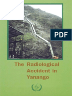 The Radiological Accident in Yanango