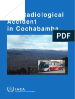 The Radiological Accident in Cochabamba