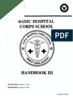 Corps School III