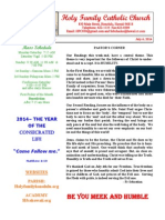 hfc july 6 2014 bulletin 1